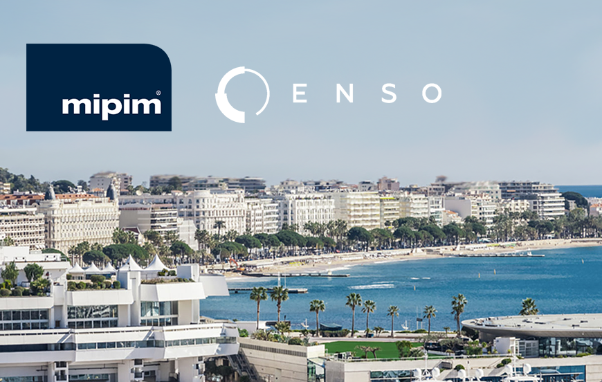ENSO represented Ukraine at MIPIM 2018